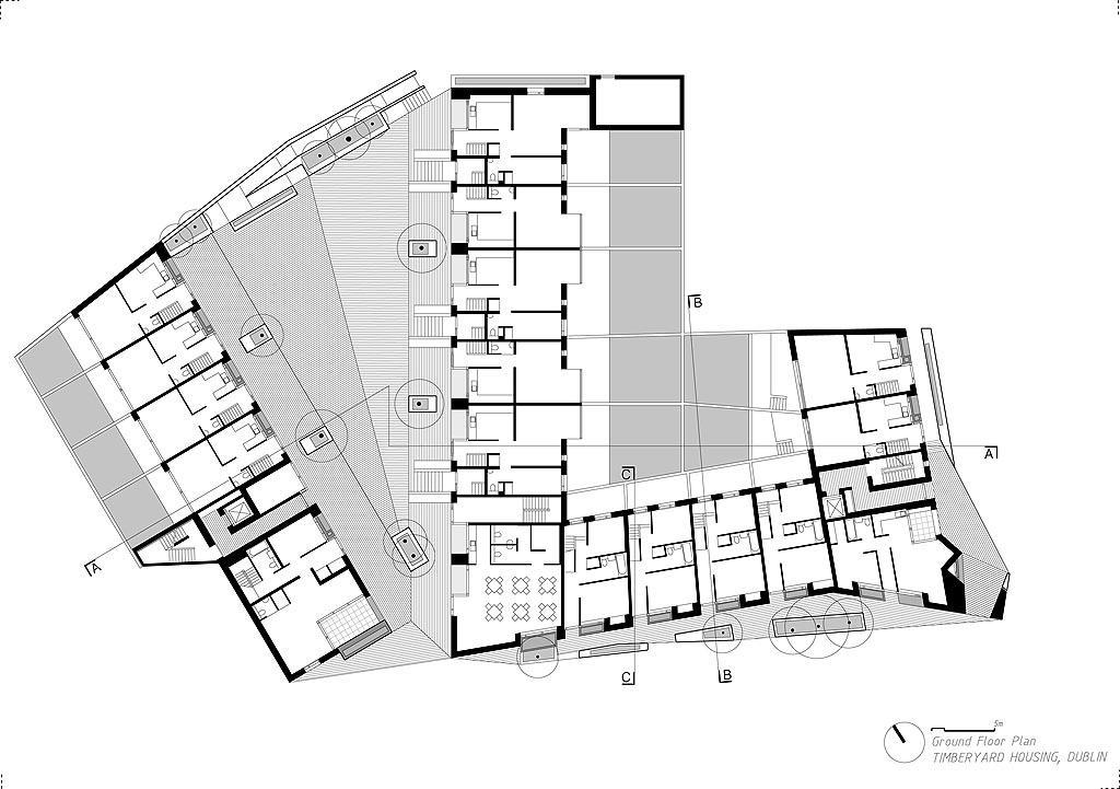 EUMiesAward – Social Housing Plans
