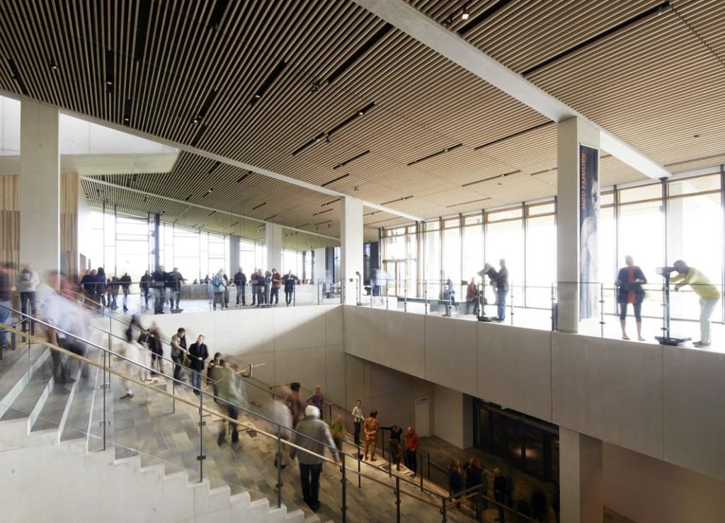 Museum Entry Foyer : Eumiesaward